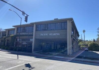 Our Los Altos building